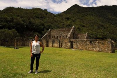 choquequirao trek 4days