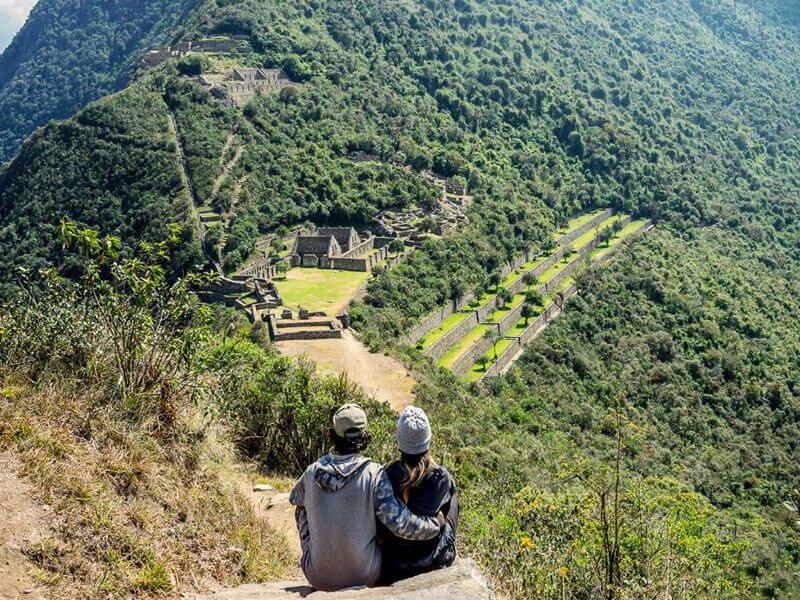 tour choquequirao trekking
